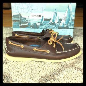 SPERRY Original Boat Shoes - EUC‼️